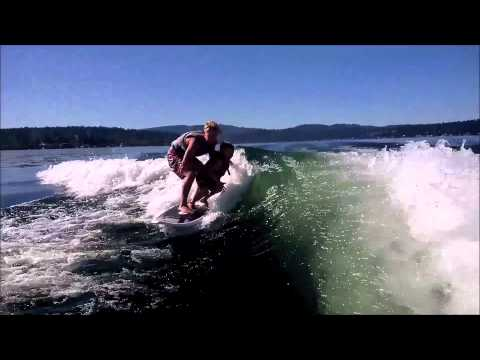 2015 Axis T22 - Lake Sammamish