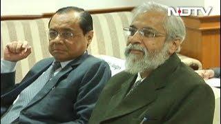 मुख्य न्यायाधीश के ख़िलाफ़ साज़िश की जांच होगी - NDTVINDIA