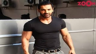 John Abraham Speaks Against Bollywood's Six Pack Obsession | Bollywood News - ZOOMDEKHO
