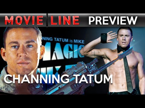 Actor Profile: Channing Tatum includes