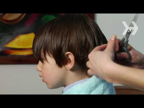 How To Cut Hair : How To Cut a Boys Hair