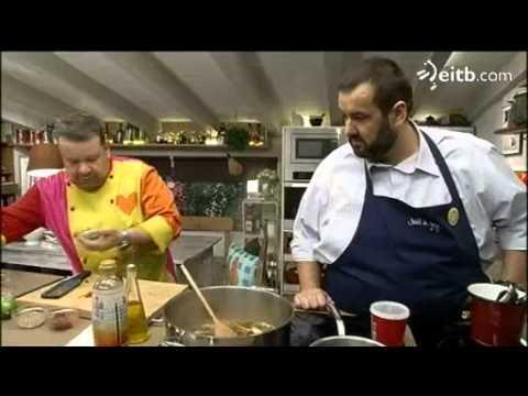 Una manera diferente de cocinar rabo de toro, con Alberto Chicote