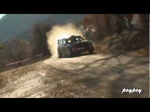 Vidéo Test Dani Sordo Monte-Carlo 2012
