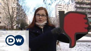 What do Berliners think of Donald Trump? | DW News - DEUTSCHEWELLEENGLISH
