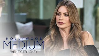 Sofia Vergara Connects to Her Late Aunt | Hollywood Medium with Tyler Henry | E! - EENTERTAINMENT