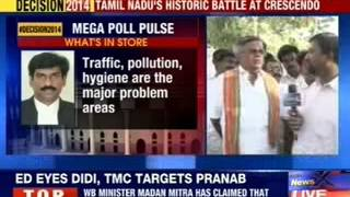 Lok Sabha election: Countdown to Tamil Nadu's D-day - NEWSXLIVE