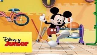 Mickey Exercícios: Episodio 1