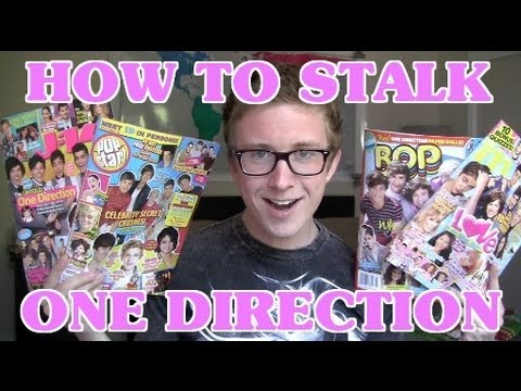 HOW TO: Stalk One Direction