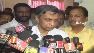 Loksatta Jayaprakash Narayana Demands Minimum Support Price For Mirchi | Guntur | iNews - INEWS
