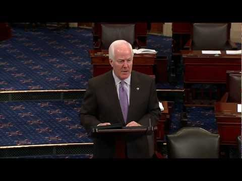 Floor Speech - Cornyn: America Should Follow The Texas Success Story