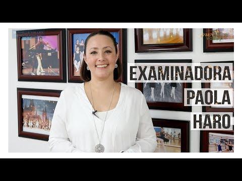Entrevista Examinadora de la RAD Paola Haro
