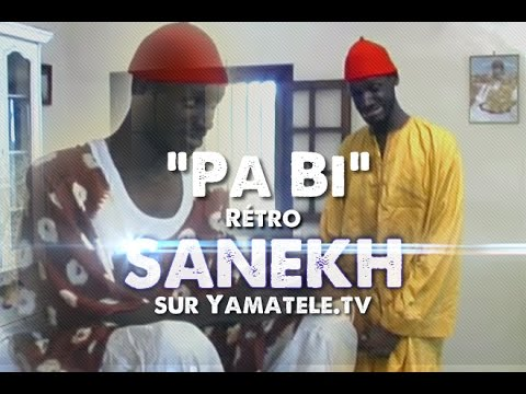 Pa bi 2- Theatre Senegalais avec Sanekh - theatre.carrapide.com
