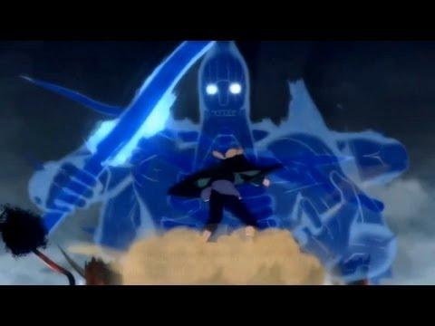 Uchiha Madara vs 5 Kages - Naruto Shippuden Ultimate Ninja Storm 3