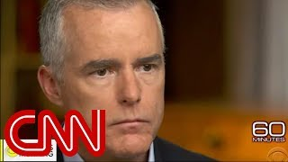 McCabe wanted Russia investigation on 'solid ground' - CNN