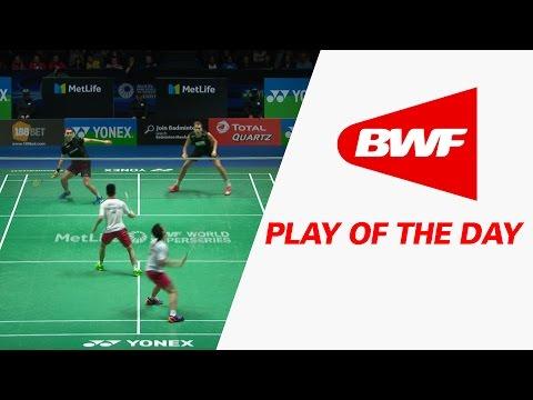 Play Of The Day | Badminton SF - Yonex All England Open 2017