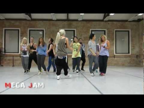 'Whip It' Nicki Minaj choreography by Jasmine Meakin (Mega Jam)