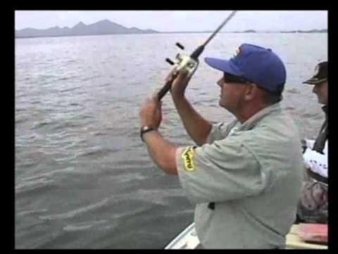 Pesca Dinâmica - Garoupas com iscas artificiais de fundo em Joinville - SC - Parte - 3