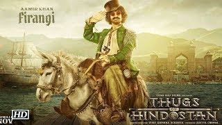 Aamir Khan's 'फिरंगी मल्लाह' look from 'Thugs of Hindostan' OUT - IANSLIVE