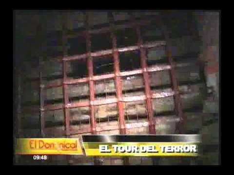 El tour del terror: escalofriante recorrido por antiguos cementerios de Lima (1/2)