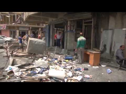 More Than 500 Dead As Wave of Violence Hits Iraq