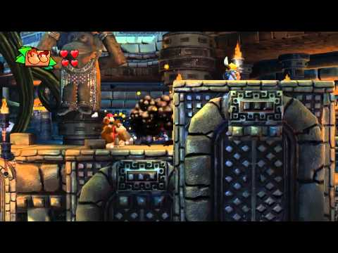 Why Donkey Kong Country Tropical Freeze makes sense over Metroid Wii U...Right now
