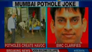 Mumbai pothole horror continues to haunt; when will BMC smell the coffee and wake up? - NEWSXLIVE