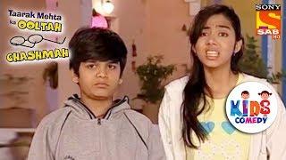 Tapu Covers Up Sonu's Mistake | Tapu Sena Special | Taarak Mehta Ka Ooltah Chashmah - SABTV
