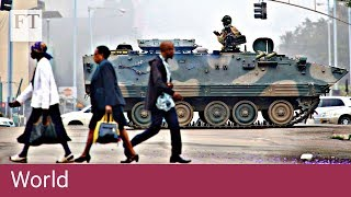 Zimbabwe under military control - FINANCIALTIMESVIDEOS