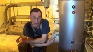 Мои выводы о бойлере косвенного нагрева на 300 литров.  ЧАСТЬ 4
