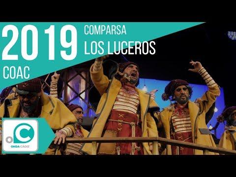 Sesión de Cuartos de final, la agrupación Los luceros actúa hoy en la modalidad de Comparsas.