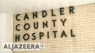 US: More rural hospitals at risk of closing - ALJAZEERAENGLISH