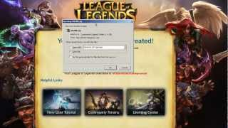 league of legends pbe download