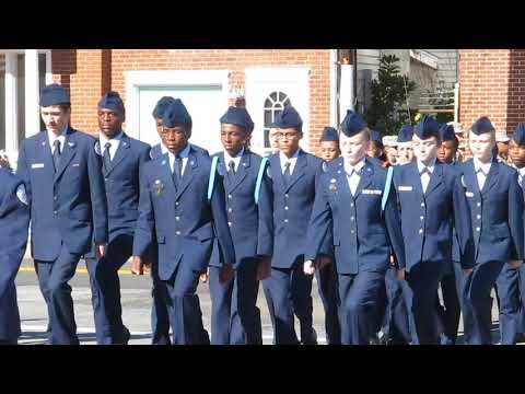 La Plata Salute to Veterans