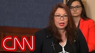 Tammy Duckworth to Trump: I won't be lectured by draft dodger - CNN