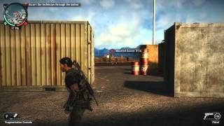 Let's Play Just Cause 2 Part 4