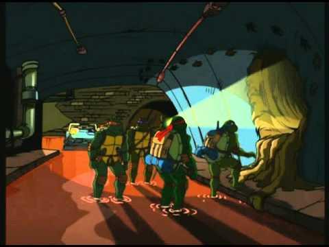 TMNT PL Wojownicze żółwie Ninja 2003 - Opowiesci z podziemi cz1 01E013