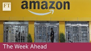 Amazon earnings, ECB meeting - FINANCIALTIMESVIDEOS