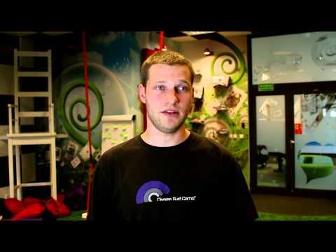 Film prezentujący dr Pocketa podczas Starter Rocker.