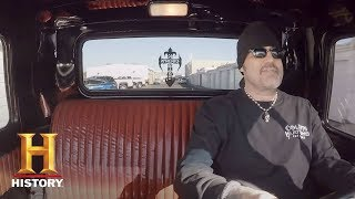 Counting Cars: The Count's New Mobile Office (Season 7, Episode 1) | History - HISTORYCHANNEL