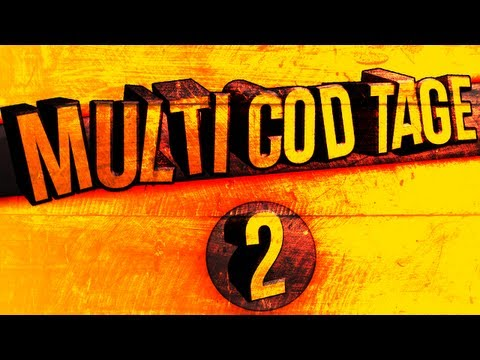 Multi CoD Montage #2 by Sprattyyy.