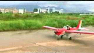 First Homebuilt Aircraft in China.3gp view on youtube.com tube online.