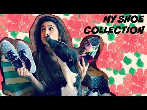 My Shoe Collection   Mi colección de zapatos   Fashion Diaries - Diciembre 2014