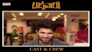 Taxiwaala Cast & Crew Special AV @ Taxiwaala Pre-Release EVENT Live || Vijay Deverakonda - ADITYAMUSIC
