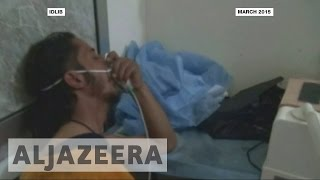 Syrian forces blamed for third chemical attack - ALJAZEERAENGLISH