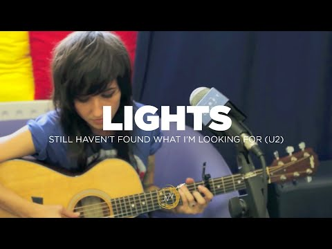 LIGHTS - Still Haven't Found What I'm Looking For - Secret TV