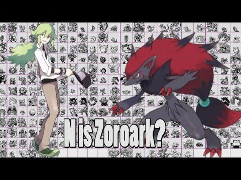 N Zoroark Theory Lucario Vs Mewtwo - Vi...