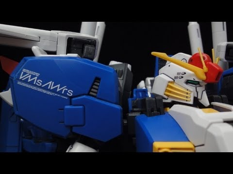 MG Ex-S Gundam (Part 5: Verdict) Gundam Sentinel gunpla review