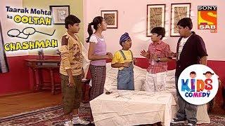 Tapu's Plan To Make Gogi Famous | Tapu Sena Special | Taarak Mehta Ka Ooltah Chashmah - SABTV