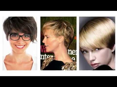 Krótkie fryzury dla pań po 40