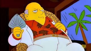 Los Simpsons predijeron los PanamaPapers